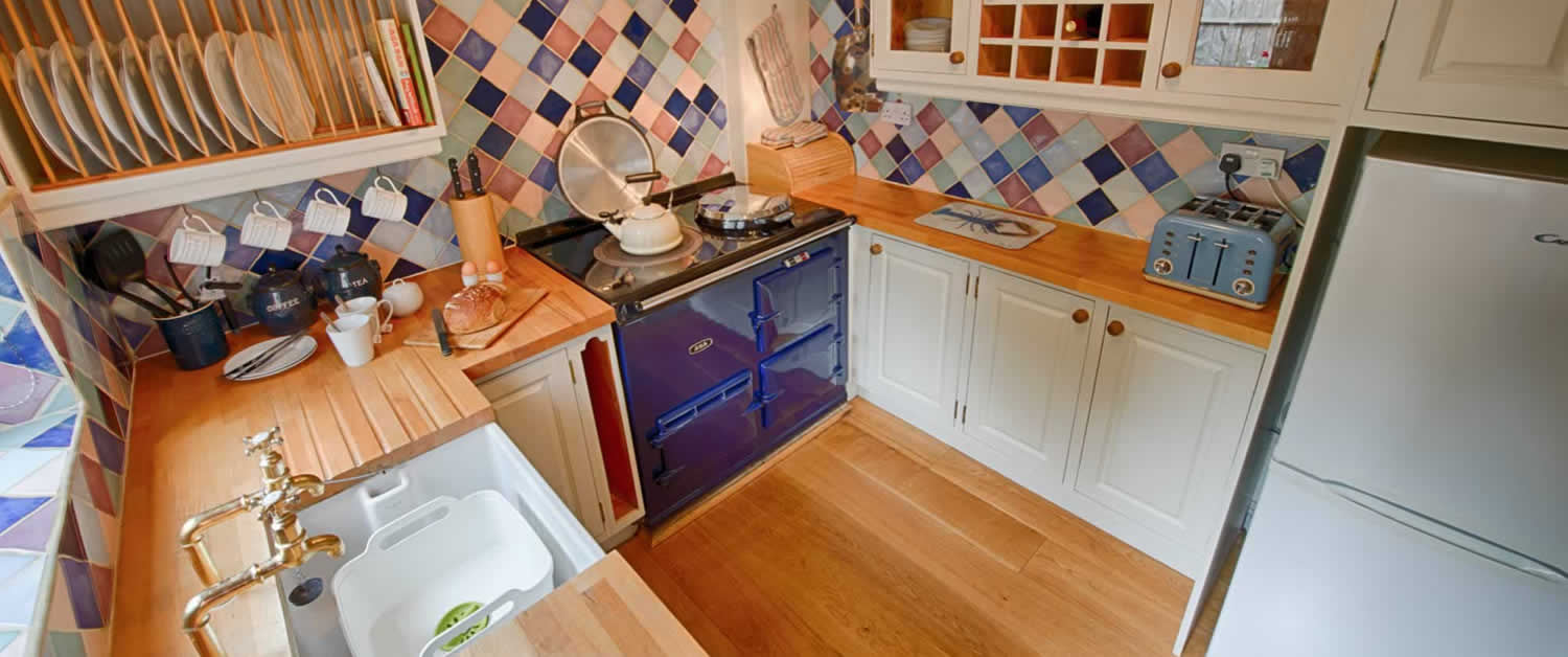 Chideock Cottage Kitchen